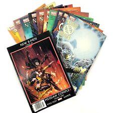 Lot of 11 New X-Men Marvel Comics Comic Books (2003 - 2008) Planet X Complete
