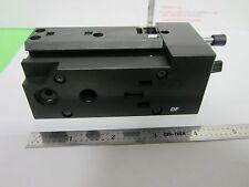MICROSCOPE FILTER BLOCK SLIDE INSERT 5010-100565 MICROSCOPE OPTICS  BIN#F2-89