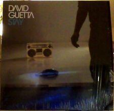 """David Guetta Stay vinyl 12"""""""