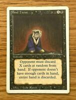 MIND TWIST - Revised 3rd edition - Magic the Gathering MTG see shipping discount