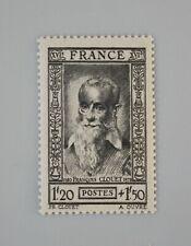 France année 1943 YT 588 Neuf luxe ** célébrités du XVI ème siècle