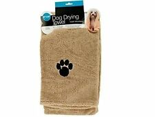 Kole KI Of443 Super Absorbent Dog Drying Towel Large Great Item for Pets