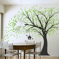 Large Tree Wall Stickers Removable Nursery Decal Mural Home Room Decor  UK
