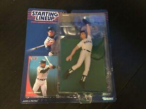 LARRY WALKER Colorado Rockies Starting Lineup MLB SLU 1998 Action Figure & Card