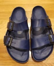Birkenstock Arizona EVA Unisex Shoes Slides Sandals comfy beach Slipper blue