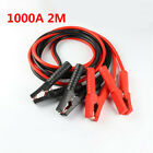 2m 1000amp Car Emergency Power Charging Jump Start Leads Battery Booster Cable