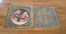 Jon Anderson Olias Of Sunhillow UK Gatefold LP With Inner K50261 Yes Prog Rock