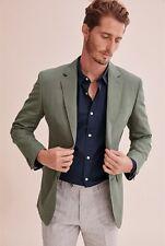 Country Road Slim Cotton Linen Blazer