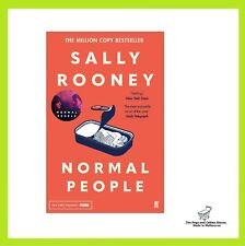 Normal People by Sally Rooney - Paperback Book - NEW - FAST AND FREE SHIPPING