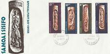 Samoa I Sisifo FDC 1971