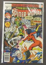 Marvel Comics: SpiderWoman, WarriorsThree, WoodGod, 3D Man, Seeker 3000 VF+(8.5)