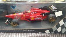 Minichamps 18 Ferrari 412 T3 V10 Eddie Irvine
