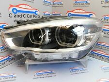 BMW 1 Series F20 F21 LED Passenger Headlight Xenon Facelift LCI 7471341 4/9