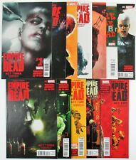 Empire of the Dead Act One #1-#5 Act Two #1-#5 Act Three #1-#3 George A Romero