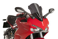 PUIG TOURING SCREEN DUCATI SUPERSPORT 939/S 17 DARK SMOKE