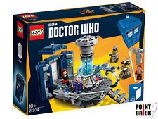 LEGO 21304 IDEAS Doctor Who - Cuuso Tardis Clara Daleks Dottore