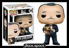 El Padrino-Vito Corleone FUNKO POP Vinilo Figura #389!