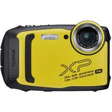 Fujifilm - FinePix XP130 16.4 Megapixel Digital Camera - Yellow