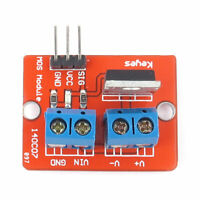 5 x IRF520 Button MOSFET MOS FET Driver Module for Arduino ARM Raspberry pi