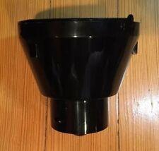 Cuisinart Black 4 Cup Coffee Maker Wcm04B Brew Basket Filter Holder