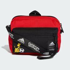 Pokemon x Adidas Pikachu Shoulder Bag Red Organizer new