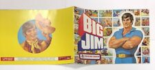 ALBUM FIGURINE BIG JIM PANINI 1977 VUOTO EDICOLA NEW