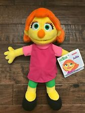 "LIMITED EDITION (Gund) ""SESAME STREET"" (JULIA) ""Autism"" Plush Doll, NEW! RARE!"