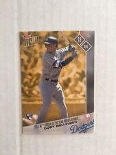 2017 TOPPS NOW ROY BONUS GOLD CARD LOS ANGELES DODGERS CODY BELLINGER #OSB-2