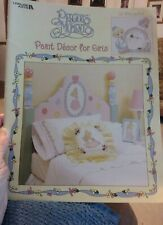 ADORABLE Precious Moments Paint Decor for Baby #22518