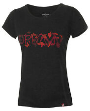 GHOST Damen T-Shirt Dreamr grau/rot/orange 2017 - L
