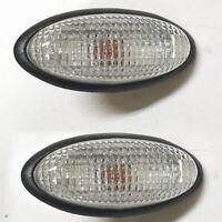 Genuine 8340006101 Fender Signal Lamp Repeater LH RH 2p For Ssangyong Korando