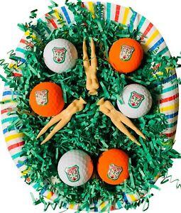 Caddyshack Bushwood Golf Balls Judge Smails Fedora Naked Lady Tees Gift Basket