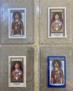 SEAN O'MALLEY ☘️(4) ROOKIE CARD MINI SET!!!