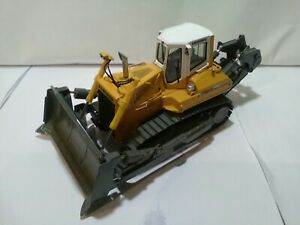 Liebherr N Z G Construction Bulldozer With Ripper Model 764 Heavy Duty Blade And