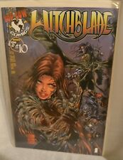 Witchblade #10 1995 Top Cow Comics 1st Appearance of The Darkness Cover Turner