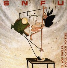 SNFU - If You Swear You'll Catch Fish [New CD]