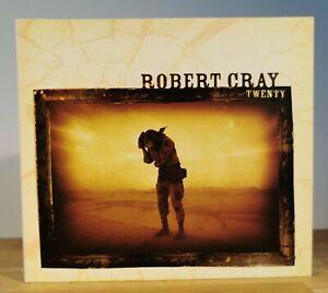 The Robert Cray Band - Twenty (CD, 2005) Blues - Superb Condition, Fast Despatch