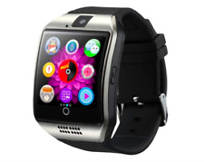Ardorlove Cell Phone Watch Multifunctional Smart Watch Black/ Silver Camera MP3
