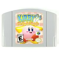 Kirby 64: The Crystal Shards (Nintendo 64, N64, 2000) Cartridge Only Authentic