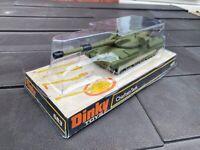 Dinky 683 Chieftain Tank In Its Original Box - Near Mint Military / Army Model