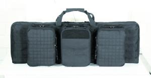 "NEW! Voodoo Tactical Men's Deluxe Padded Weapons Case, Black, 36"" 15-0055001000"