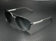 EMPORIO ARMANI EA2059 30106G Mt Gunmetal Grey Mir Black 61 mm Men's Sunglasses