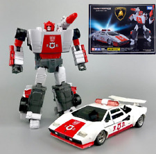 Masterpiece MP14+ Red Alert Action Figure