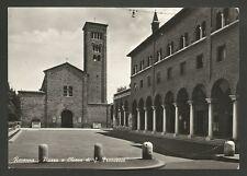 AD9795 Ravenna - Città - Piazza e Chiesa di S. Francesco