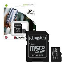 Tarjeta de memoria Kingston Canvas Select Plus SD clase 10 Fotos Vídeos Archivos
