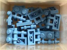 LEGO Parts - Medium Blue Plate 1 x 2 w Handle on Side - No 2540 - QTY 20
