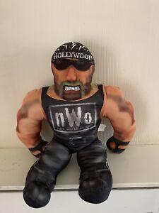 Vintage Tonka Toymax WCW WWE wrestling Brawlin Buddies - Hollywood Hogan 21inch