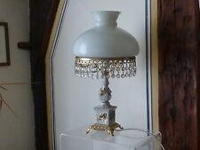 Tischlampe* Stehlampe* Lüster* Porzellan Vintage*Landhaus* Vintage