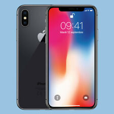 iPhone X - 64gb - Spacegrau Grau (Ohne Simlock) Apple Smartphone