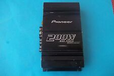 AMPLIFICATORE PIONEER 200W MAX POWER MSFET Power Supply PER AUTO